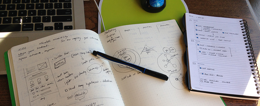 Mapping out your process for better workflow