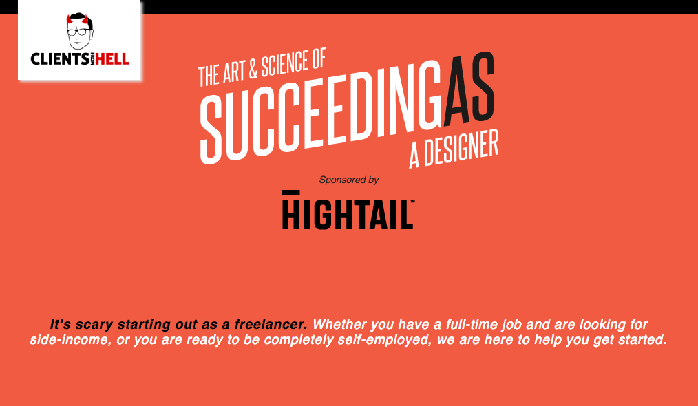 The Art and Science of Succeeding as a Designer