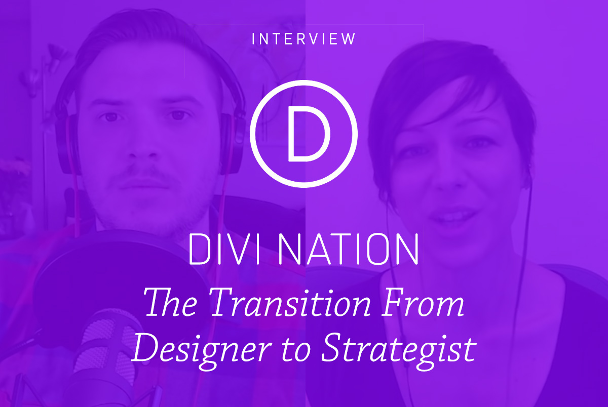 Transitioning from Web Designer to Digital Strategist