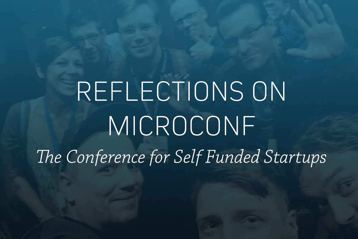 Reflections on Microconf 2016