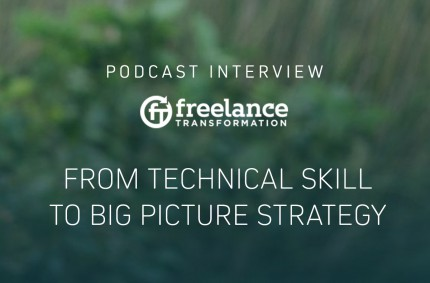 How to Transition From Technical Skill to Big Picture Strategy