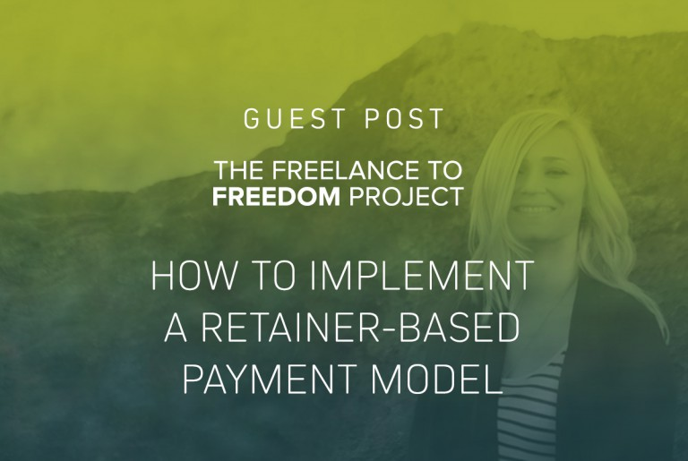 How to Implement a Retainer-Based Payment Model